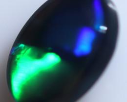 0.93 CTS BLACK OPAL STONE-FROM LIGHTNING RIDGE - [LRO1272]