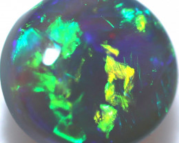 0.87 CTS CRYSTAL OPAL FROM LIGHTNING RIDGE [LRO1280]