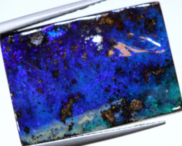18.44 CTS QUALITY  BOULDER OPAL STONE  INV-1608