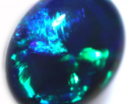 1.20 CTS BLACK OPAL STONE-FROM LIGHTNING RIDGE - [LRO1313]