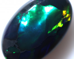 2.32 CTS BLACK OPAL STONE-FROM LIGHTNING RIDGE - [LRO1324]
