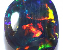 1.70 CTS BLACK OPAL STONE-FROM LIGHTNING RIDGE - [LRO1326]