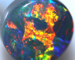 0.64CTS  SOLID OPAL POLISHED LIGHTNING RIDGE [LRO1329]26