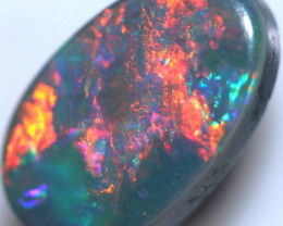 1.36 CTS  SOLID OPAL POLISHED LIGHTNING RIDGE [LRO1333]