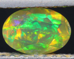 0.35 CT ETHIOPIAN FACETED STONE FOB-2390