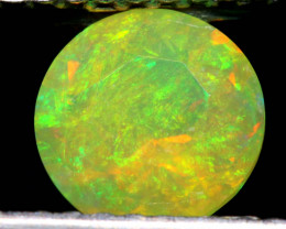 0.55 CT ETHIOPIAN FACETED STONE FOB-2392