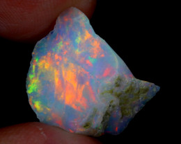 7cts Natural Ethiopian Welo Rough Opal / WR3222
