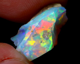 5cts Natural Ethiopian Welo Rough Opal / WR3228