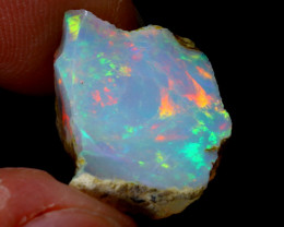 5cts Natural Ethiopian Welo Rough Opal / WR3230