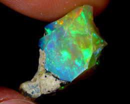 4cts Natural Ethiopian Welo Rough Opal / WR3260