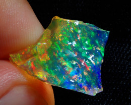 7.3ct Natural Rough Mexican Fire Opal