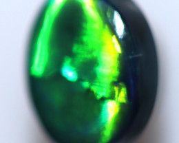 0.90 CTS BLACK OPAL LIGHTNING RIDGE  [PS186]