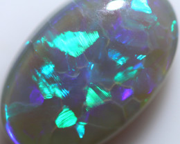 3.93 CTS CRYSTAL OPAL FROM LIGHTNING RIDGE [PS192]