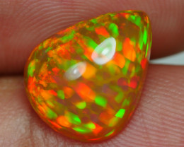 3.275 CRT AMAZING CARAMEL DARK BASE HONEYCOMB FULL DELUXE COLOR WELO OPAL