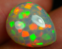 5.935 CRT WONDERFULL SPIDER HONEYCOMB PUZZLE BEAUTIFULL COLOR WELO OPAL
