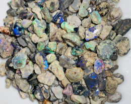 750 CTS COLOURFUL NOBBY ROUGH OPALS #982