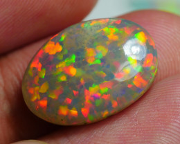 7.160 CRT WONDERFULL DARK BASE FLORAL PUZZLE DELUXE COLOR WELO OPAL