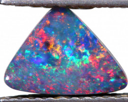 0.95 CTS  OPAL DOUBLET  STONE  LO-6058