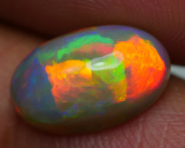 2.220 CRT GORGEUS BROADFLASH CHAFF PATTERN COLOR WELO OPAL