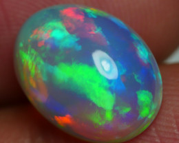 3.310 CRT BRILLIANT RIBBON PATTERN BEAUTIFULL PLAY COLOR WELO OPAL