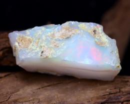 16.67Ct Bright Color Natural Ethiopian Welo Opal Rough DT0027