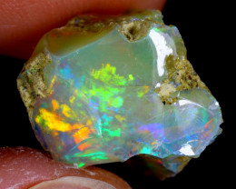 6cts Natural Ethiopian Welo Rough Opal / WR3327