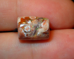 Mexican Beads Fire Opal