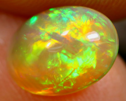1.13cts Natural Ethiopian Welo Opal / HM662