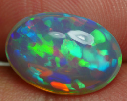 2.970 CRT WONDERFULL WELO CHAFF PUZZLE BEAUTIFULL COLOR PATTERN WELO OPAL