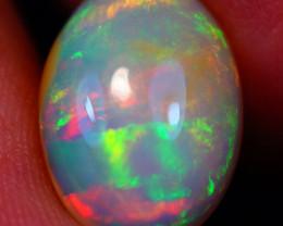3.57 CT Saturated Pattern!!  Welo Ethiopian Opal-IB174