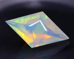 3.89Ct Precision Master Cut Ethiopian Welo Opal ET0007
