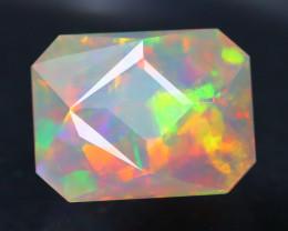 3.09Ct Precision Master Cut Ethiopian Welo Opal ET0015