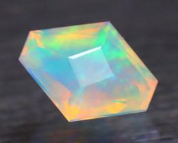 0.85Ct Precision Master Cut Ethiopian Welo Opal ET0022
