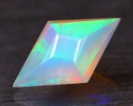 1.98Ct Precision Master Cut Ethiopian Welo Opal ET0025