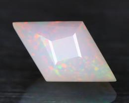 1.44Ct Precision Master Cut Ethiopian Welo Opal ET0027