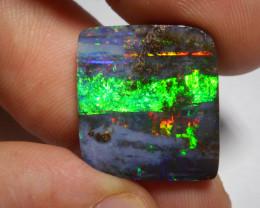 21.8ct Boulder Opal Polished Stone (11711)