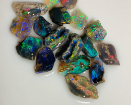 High Potential Select Bright Nobby Opals - Nice Cutter