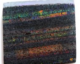 66.40 CTS ANDAMOOKA MATRIX ROUGH  SLABS [BY9536]