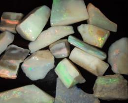 123 Cts Bright Mintabie Opals