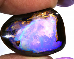 35 CTS YOWAH OPAL NUT CENTRE POLISHED INV-1714