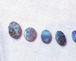 Boulder Opal Parcel From Koroit