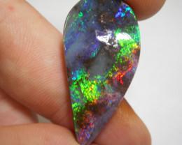 26.3ct Boulder Opal Polished Stone (11692)
