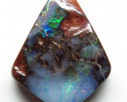 7.19ct Queensland Boulder Opal Stone