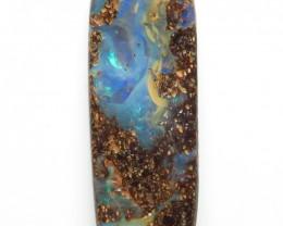 3.97ct Queensland Boulder Opal Stone