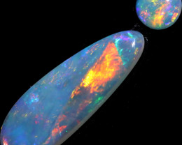 1.10 CTS CRYSTAL OPAL FROM COOBER PEDY  [CP7149]