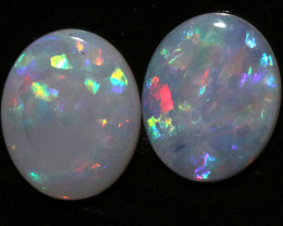 2.24 CTS WHITE OPAL STONE[CP7162]