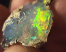 Rough Welo Opal 11.3 Carats