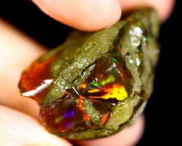 43cts Ethiopian Crystal Rough Specimen Rough / CR1644