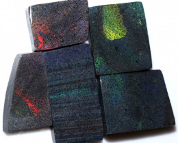 322.75 CTS ANDAMOOKA MATRIX ROUGH SLABS-DIFFERENT PATTERN [BY9583]