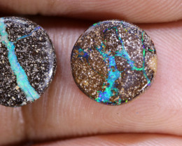 3.67 carats POLISHED BOULDER OPAL PARCEL ANO-893